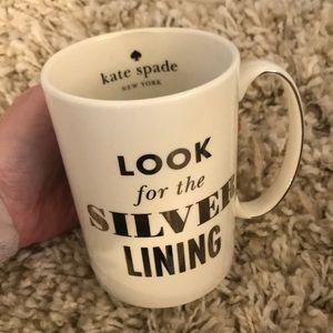 New Kate spade mug